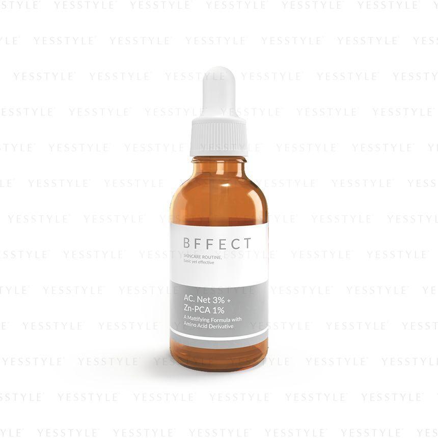 Formotopia  Bffect Oil Control Serum Ac. Net 3% + Zn-Pca 1%