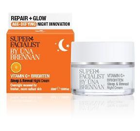 Super Facialist Vitamin C Sleep & Reveal Night Cream