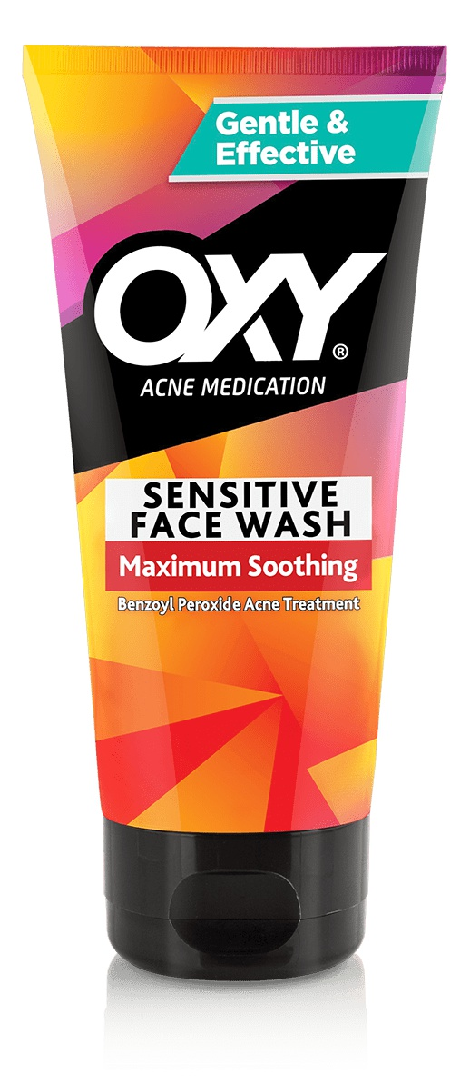 OXY Sensitive Face Wash
