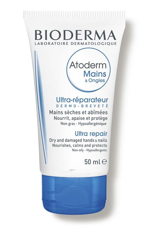 Bioderma Atoderm Hand Cream