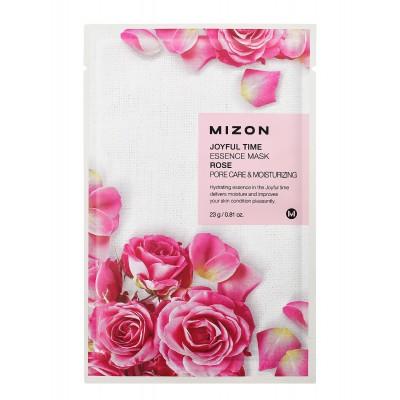 Mizon Joyful Time Essence Mask Rose