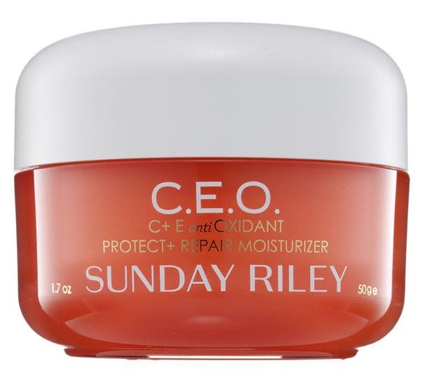 Sunday Riley C.E.O C+E Antioxidant Protect & Repair Moisturiser