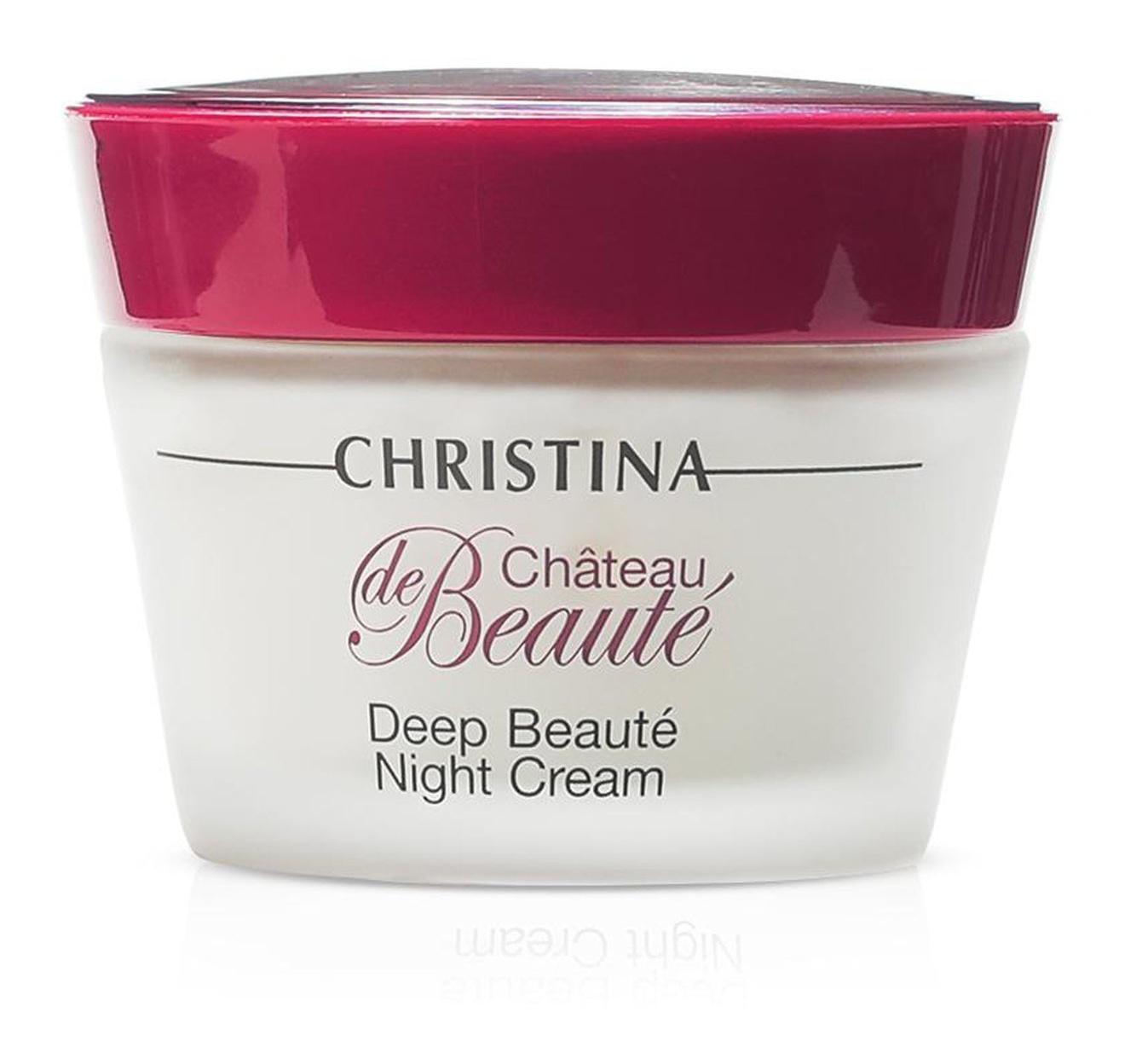 Christina Cosmeceuticals Deep Beauté Night Cream