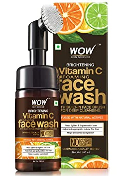 WOW skin science Vitamin C Face Wash