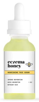 Eczema Honey Nourishing Face Serum
