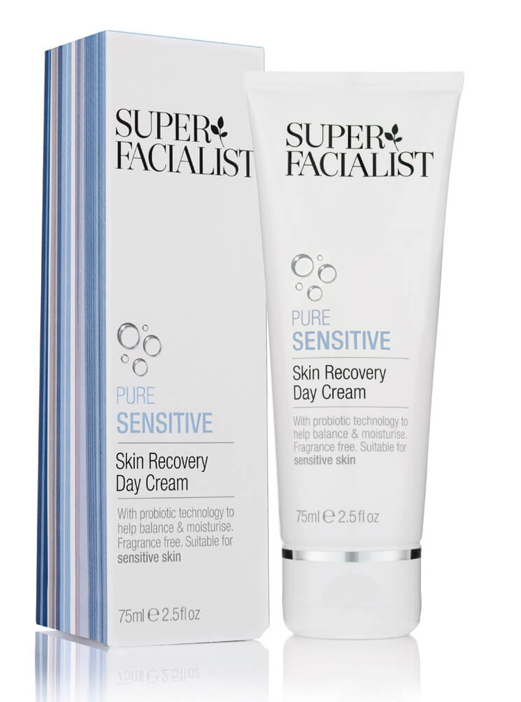 Super Facialist Pure Sensitive Skin Recovery Day Cream