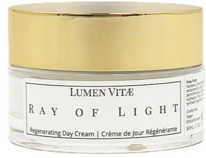 Lumen Vitae Skincare Ray Of Light, Regenerating Day Cream
