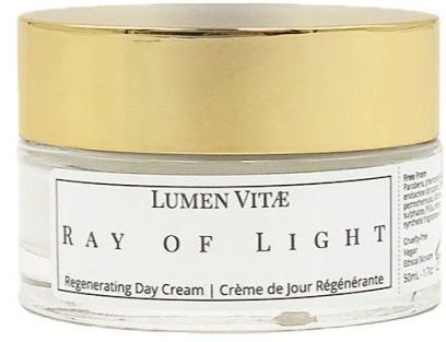 Lumen Vitae Skincare Ray Of Light, Regenerating Day Cream