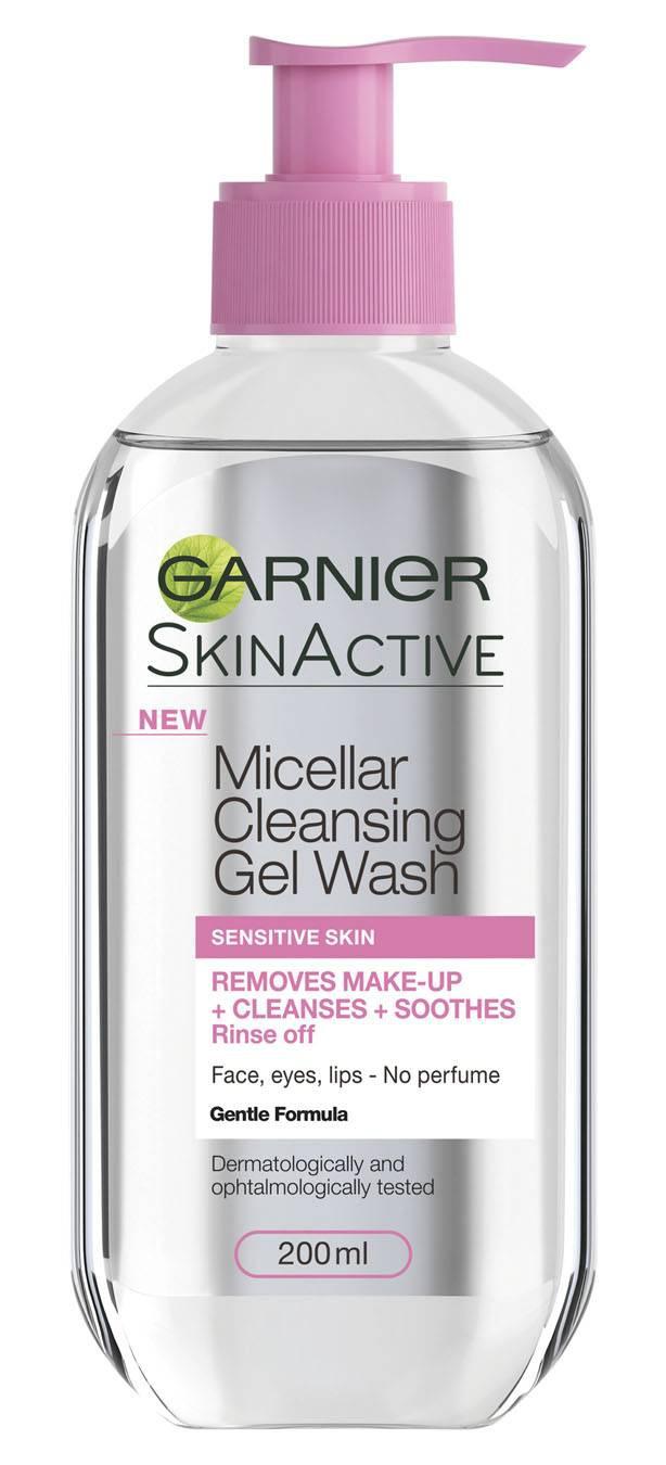 Garnier Skin Active Micellar Cleansing Gel Wash