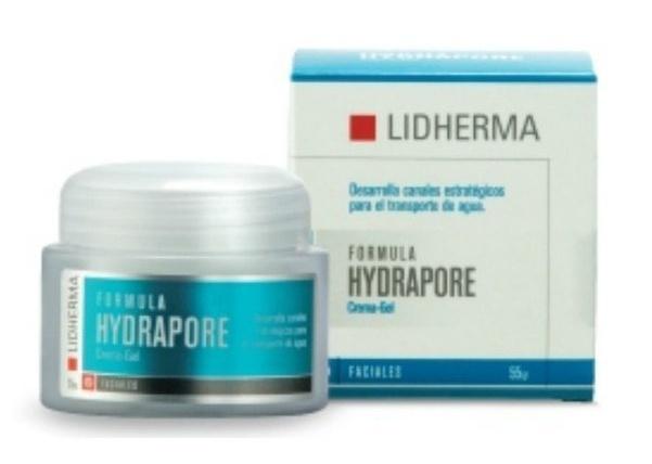 Lidherma Hydrapore Gel Cream