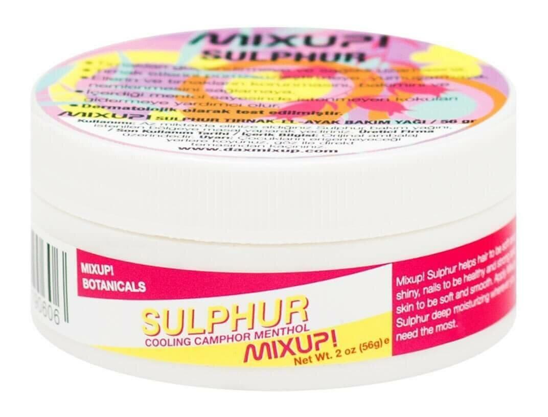 Mixup Sulphur - Nail, Hand, Feet Care Oil