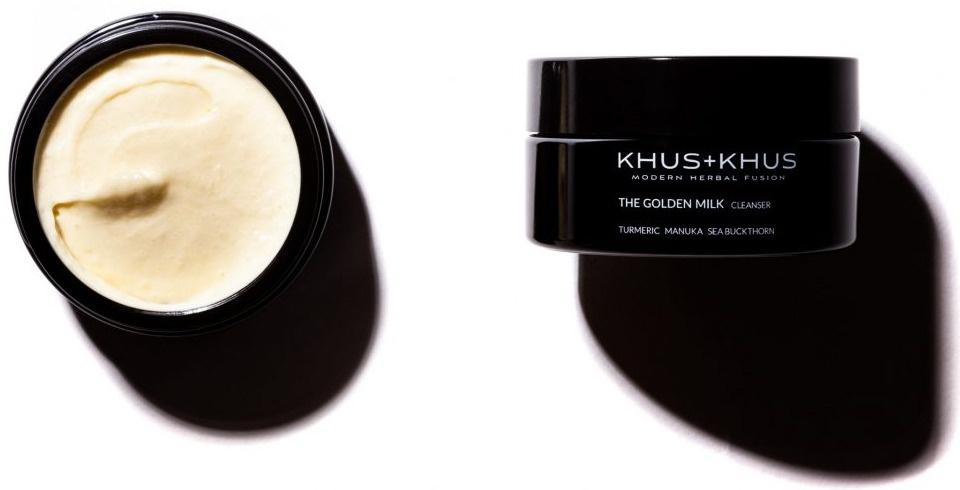 Khus + khus Golden Milk Cleanser
