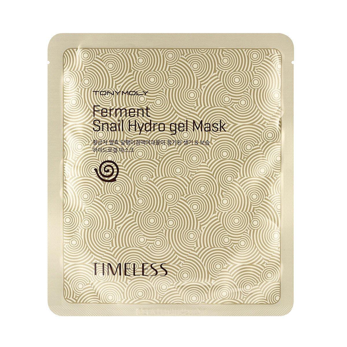 TonyMoly Timeless Ferment Snail Hydrogel Mask