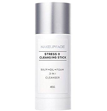 Nakeup Face Stress Zero Cleansing Stick