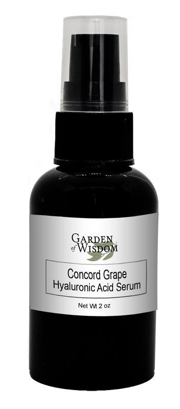 Garden of Wisdom  (GOW) Concord Grape Antioxidant Serum