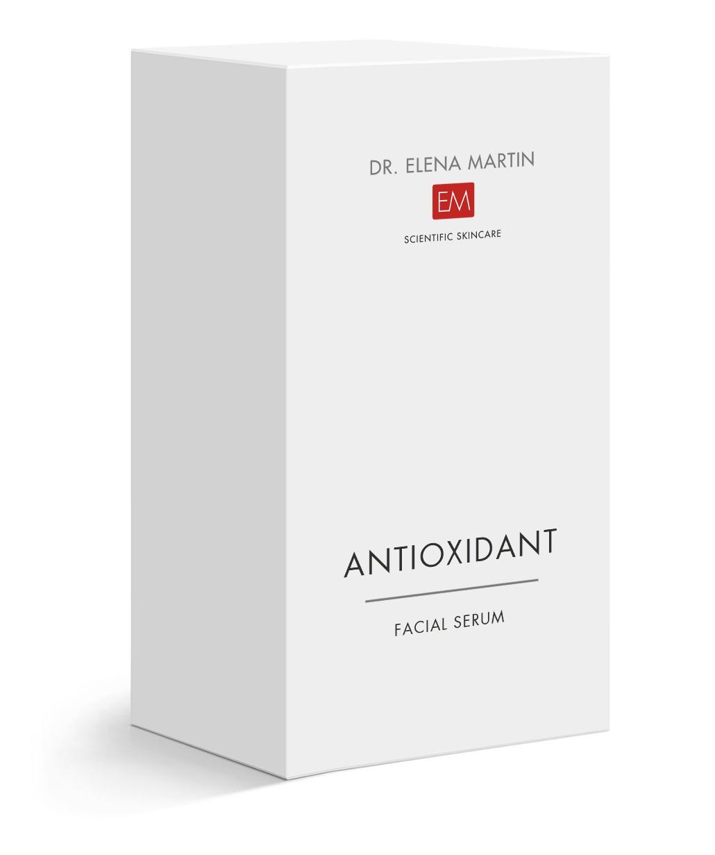 EM Scientific Skincare Antioxidant Facial Serum