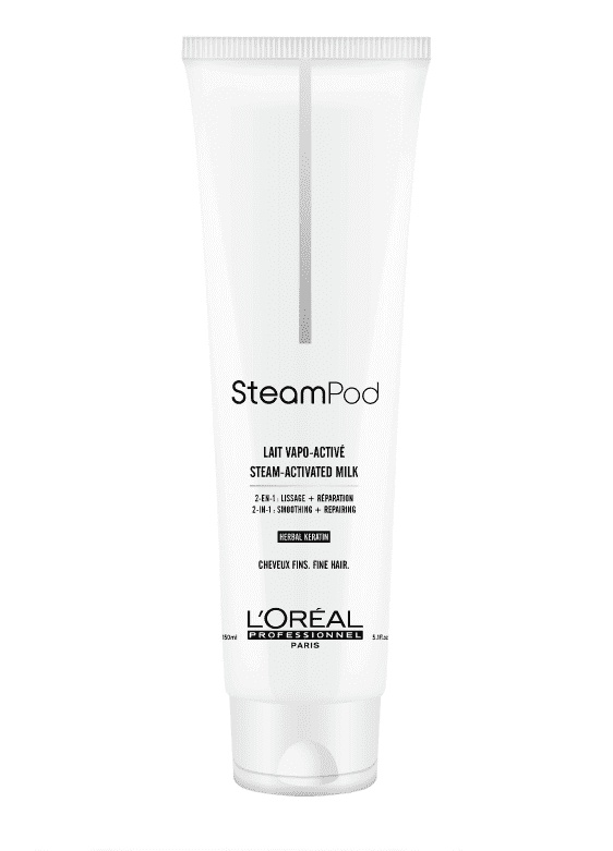 L'Oreal Professionnel SteamPod Steam-Activated Smoothing & Repairing Milk