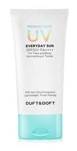 Duft & Doft Perfection UV Everyday Sun Spf50+/Pa++++