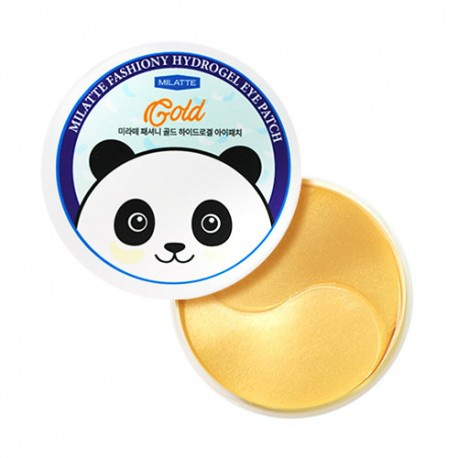 Milatte Gold Fashiony Hydrogel Eye Patch