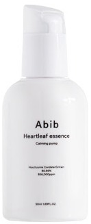 Abib Heartleaf Essence Calming Pump