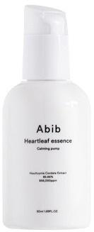 Abib Heartleaf Essence Calming Pump