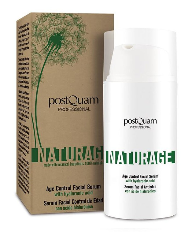 """Postquam Age Control Facial Serum """"Naturage Age Control"""""""