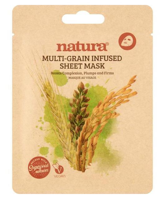 Natura Multi Grain Sheet Mask