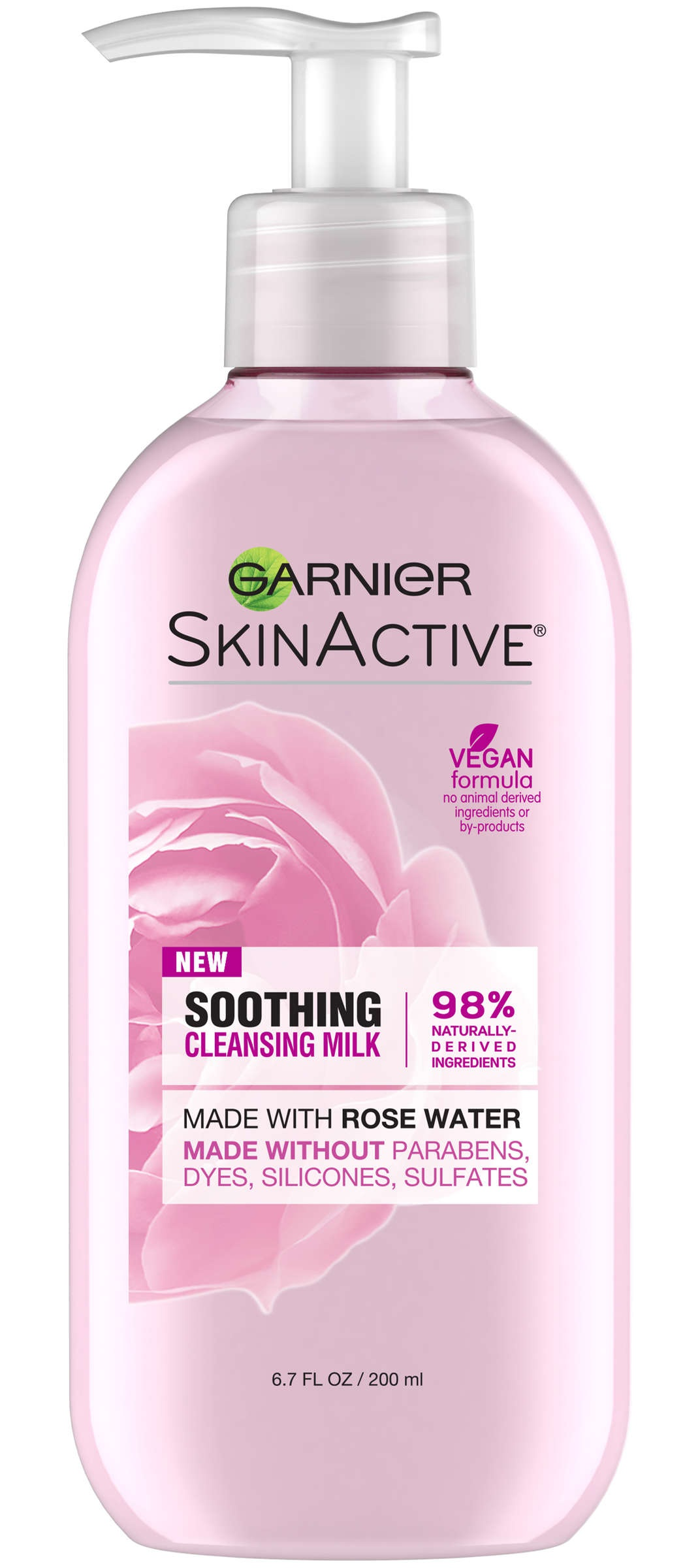 Garnier Skinactive Soothing Cleansing Milk