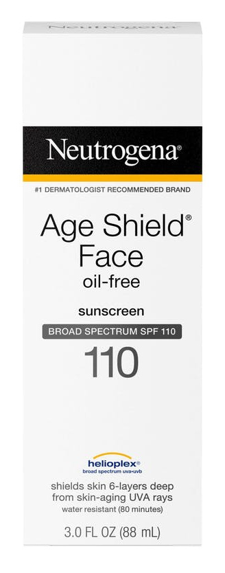 Neutrogena Age Shield Face Spf 110