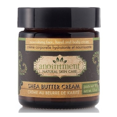 Anointment Natural Skin Care Shea Butter Cream