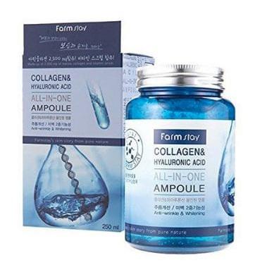 Farm Stay Collagen&Hyaluron All-In-One Ampule Serum