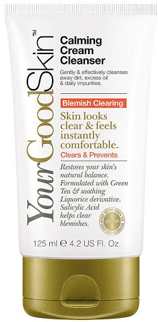 YourGoodSkin Comforting Cream Cleanser