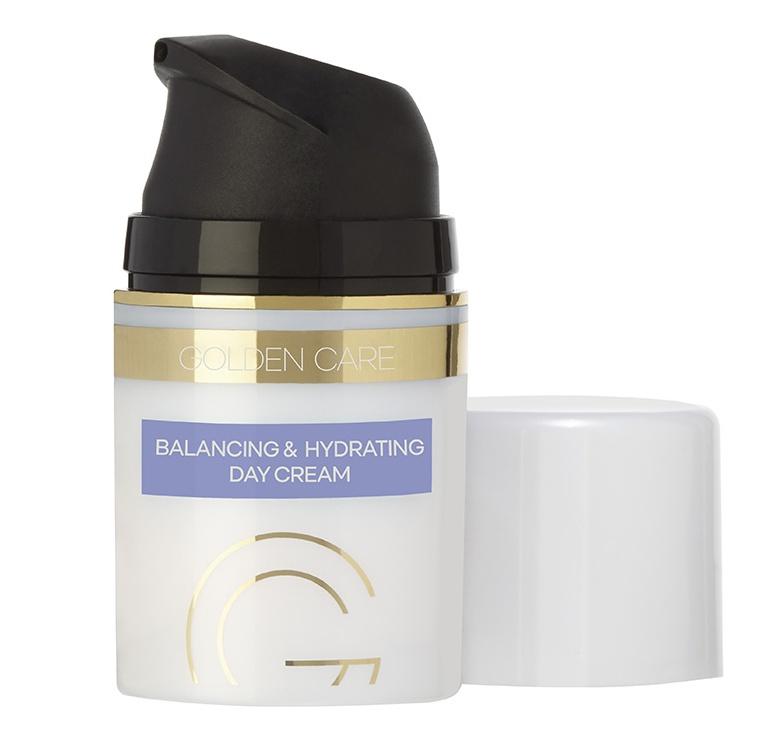 Golden Rose Golden Care Balancing-Hydrating Day Cream