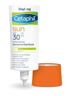 Cetaphil Sun Daylong Sensitive Gel-Fluid Face Spf30