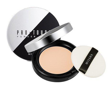 Missha Pro-Touch Powder Pact Spf25/Pa++ (No.21)