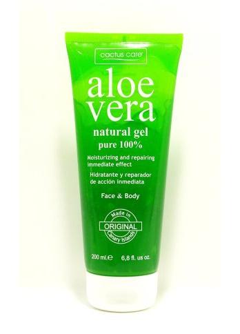 Cactus Care Aloe Vera Natural Gel 100%