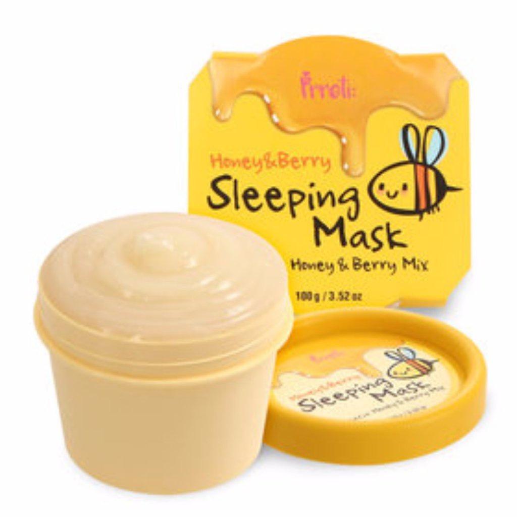 Prreti Honey&Berry Sleeping Mask