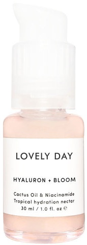 Lovely Day Botanicals Hyaluron + Bloom Tropical Hydration Nectar