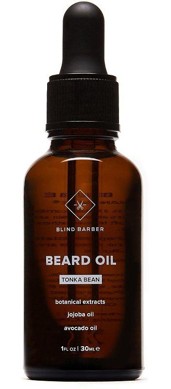 Blind Barber Tonka Bean Beard Oil