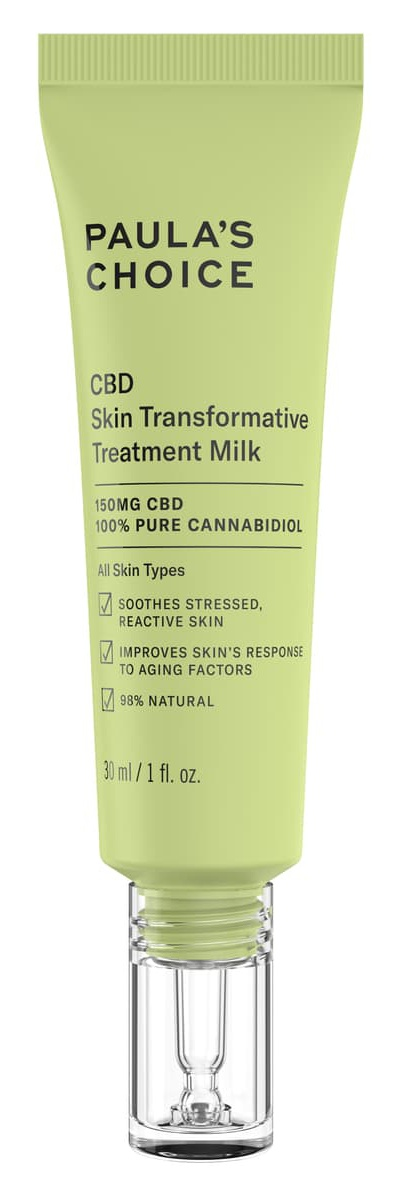 Paula's Choice Cbd Skin Transformative Treatment Milk
