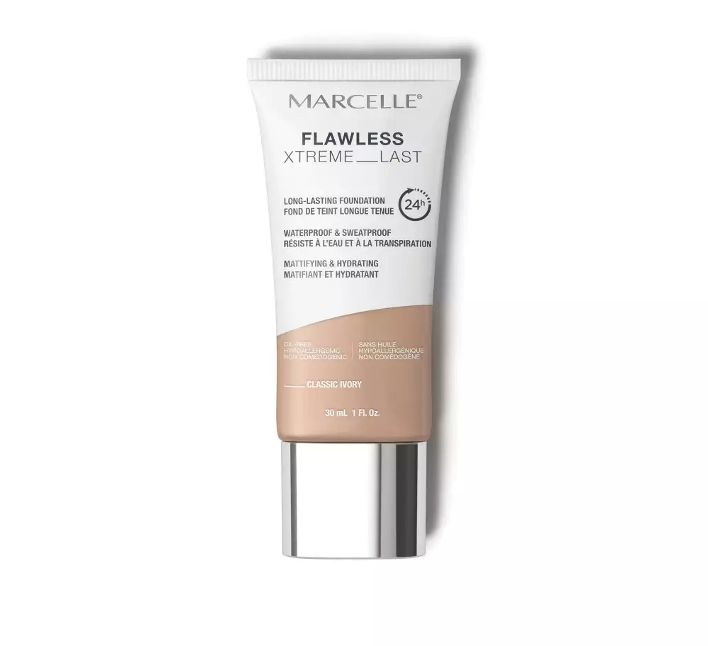Marcelle Flawless Xtreme Last Long-Lasting Foundation