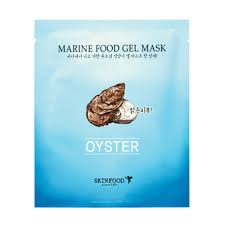 Skinfood Marine Food Gel Mask (Oyster)