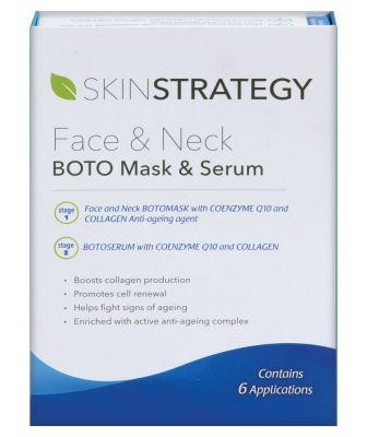 Skin Strategy Boto Mask&Serum