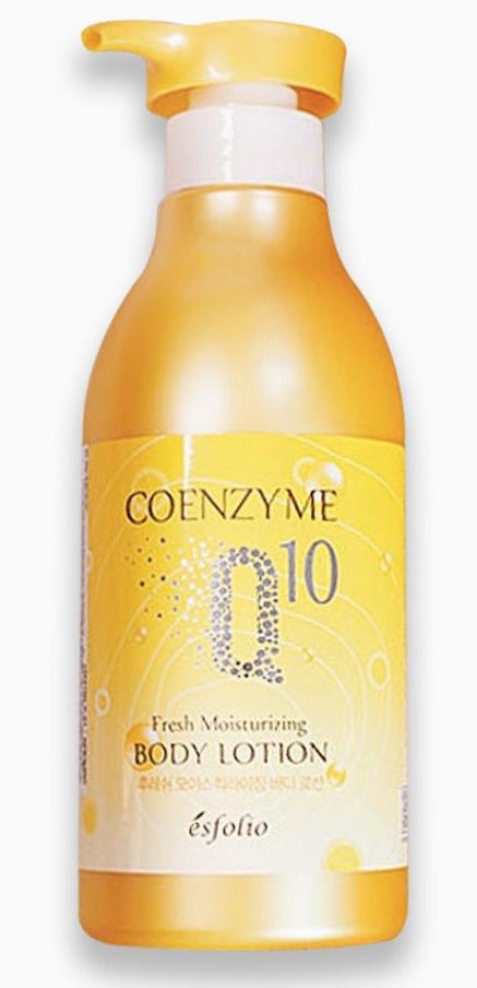 Esfolio Coenzyme Q10 Fresh Moisturizing Body Lotion