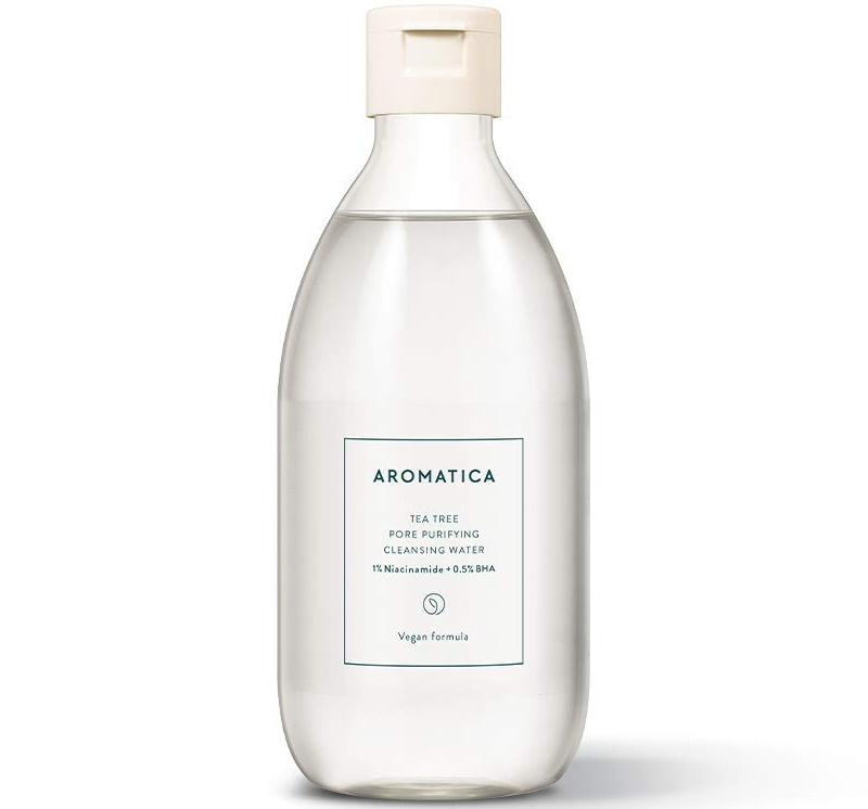 Aromatica Tea Tree Pore Purifying Cleansing Water
