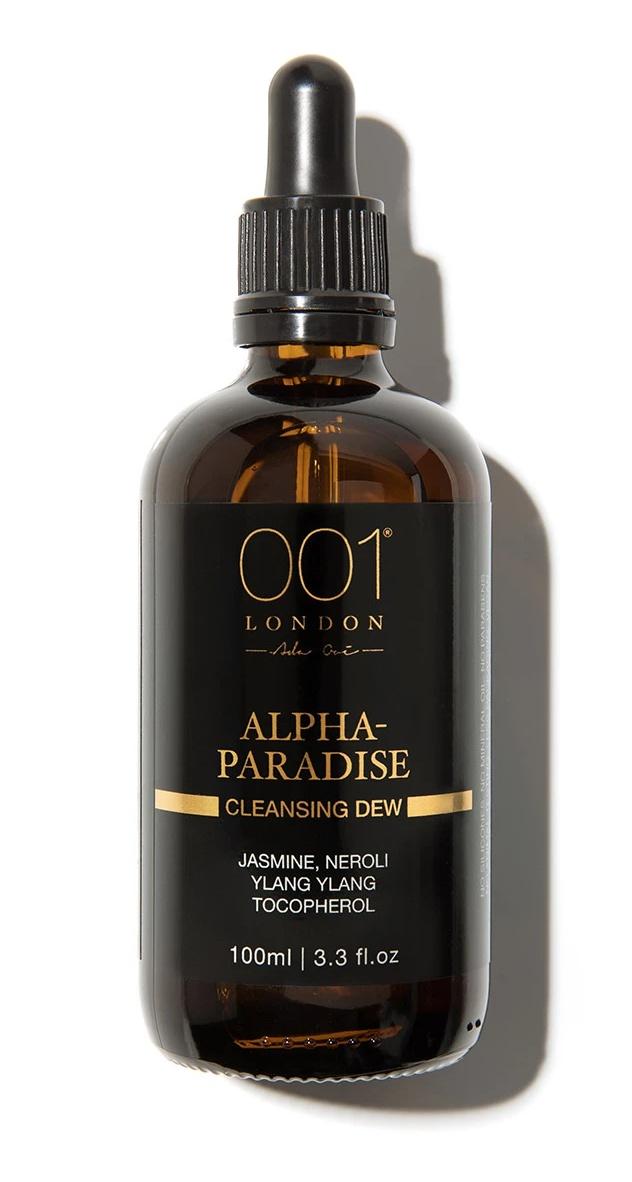 001 skincare Alpha-Paradise Cleansing Dew