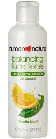 human  nature Balancing Face Toner
