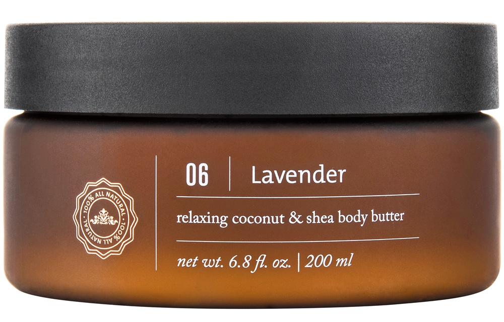 Saje Lavender Relaxing Body Butter