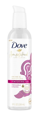 Dove Amplified Textures Shine & Moisture Finishing Gel