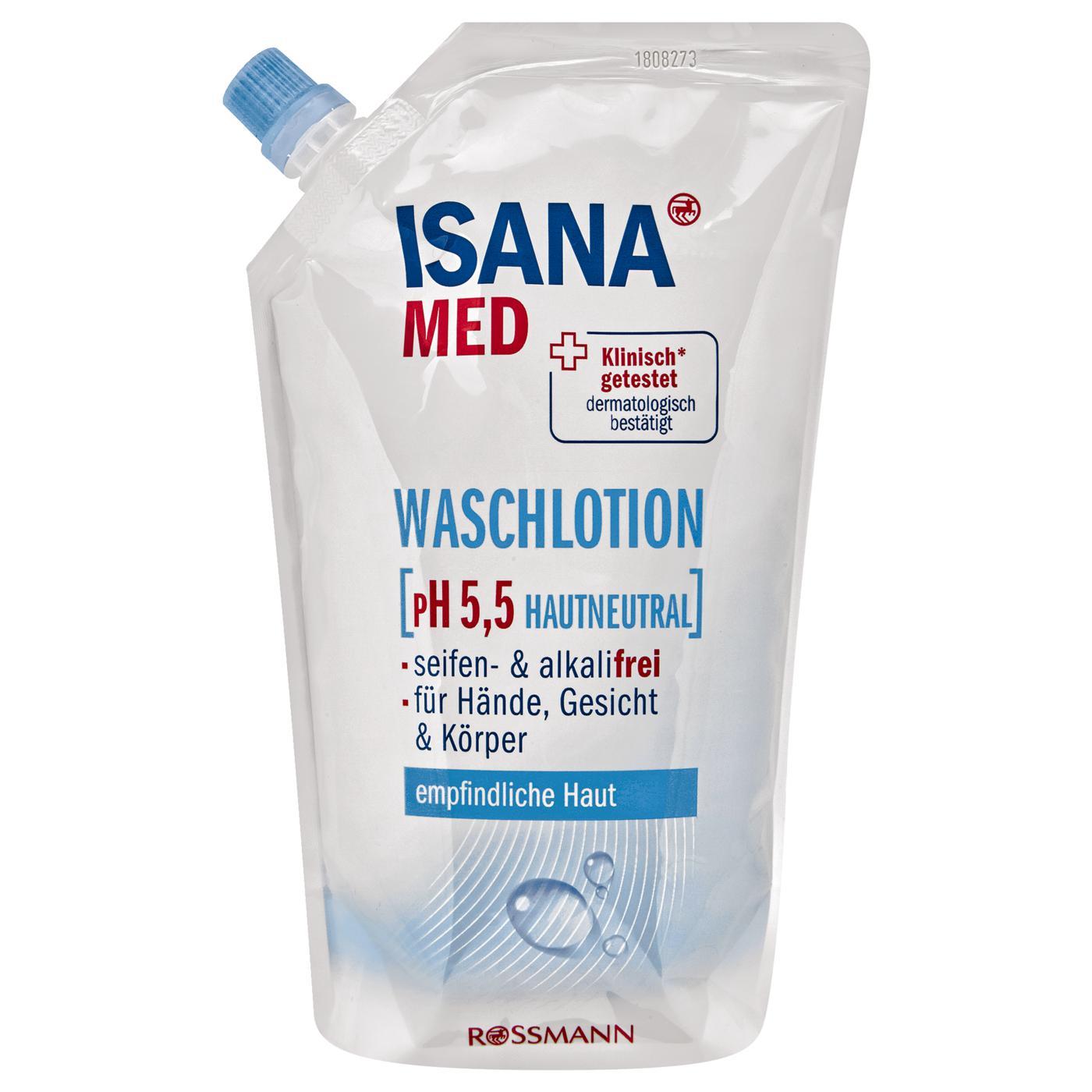 ISANA med Waschlotion